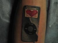 Татуировка плеер