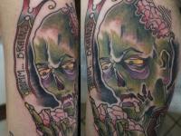 Татуировка гоблин