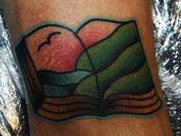 Татуировка книга