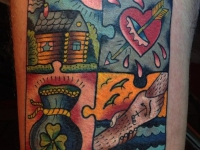 Татуировка картина