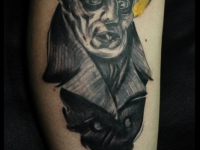 Татуировка вампир