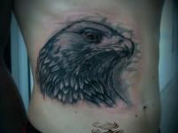 Тату орел