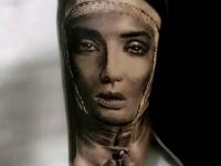 Татуировка женщина-мусульманка