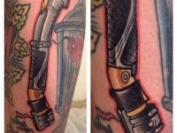 Татуировка прибор