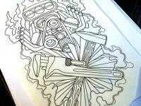 Татуировка инструменты