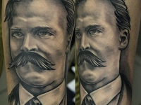 Татуировка портрет