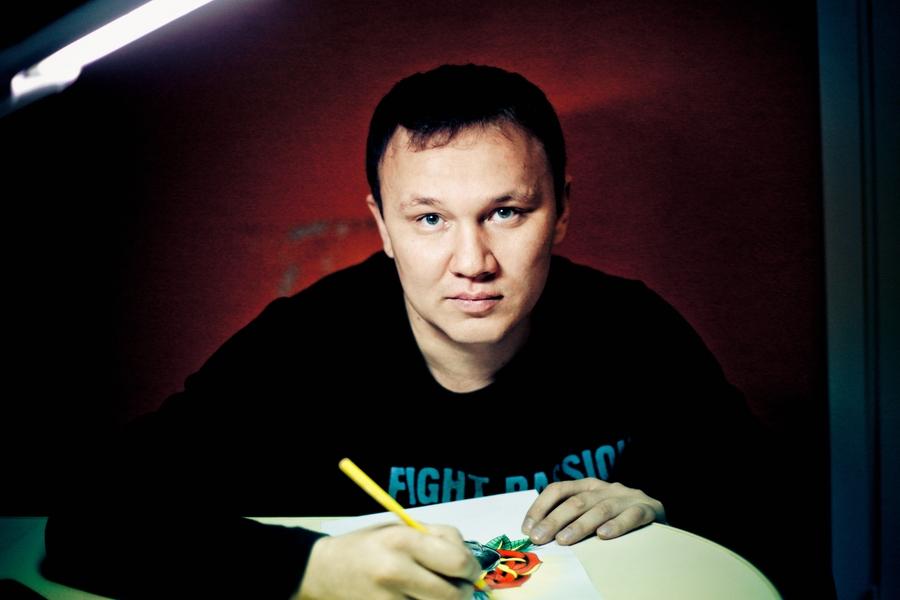 Чирков Игорь — Фотосерия: наши мастера за работой
