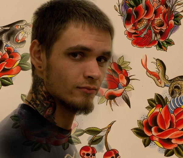 Наш мастер Николай RoaD.