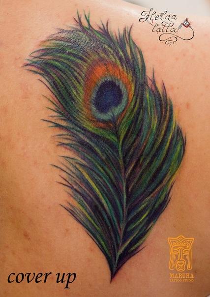 перекрытие татуировок татуировка тату салон татуировщики тату мастер  тату студия Maruha