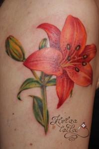 Значение татуировки лилия — кому подойдут и как выполняют тату с лилией?