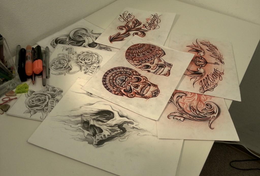 ВНИМАНИЕ!!!Срочно требуются модели для татуировок,по индивидуальным эскизам мастера Валерия Моргунова.