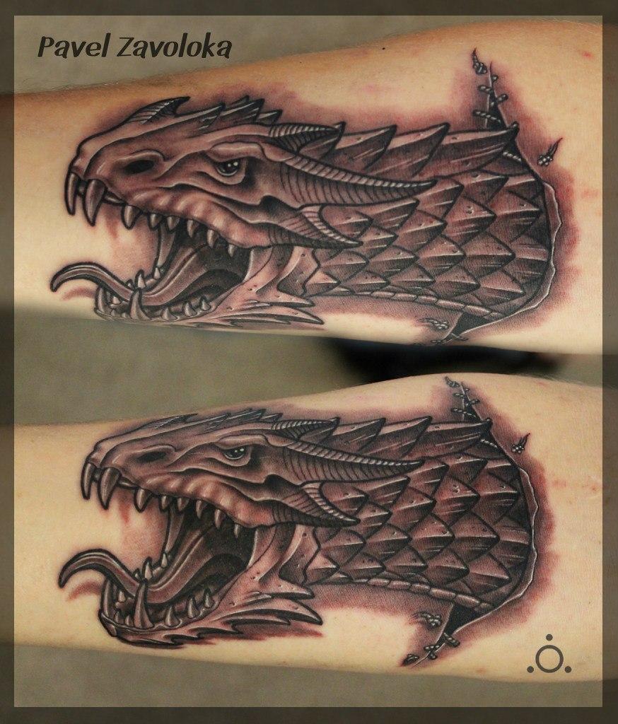 Кому больше подойдет татуировка дракон — все значения тату с драконами