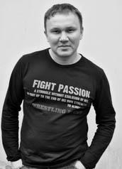 Игорь - мастер тату-студии Maruha