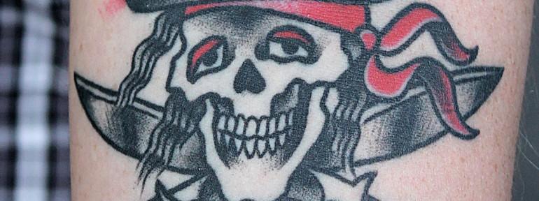 Пират от мастера Валеры Моргунова.