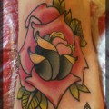 Художественная татуировка от Александра Соды
