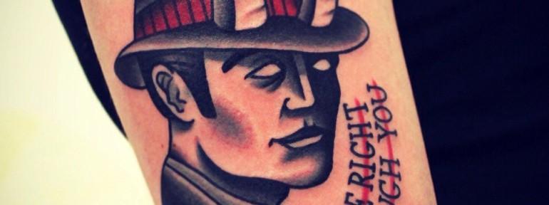 «Дьявол носит шляпу». Мастер Денис Марахин.