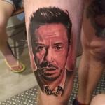 Самые популярные мужские татуировки.