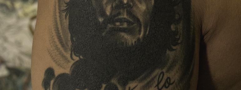 Портрет Че Гевары от мастера Валеры Моргунова.