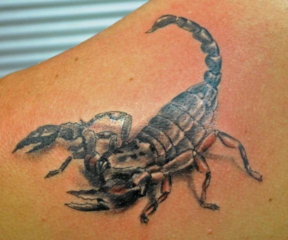 Объёмные 3d татуировки