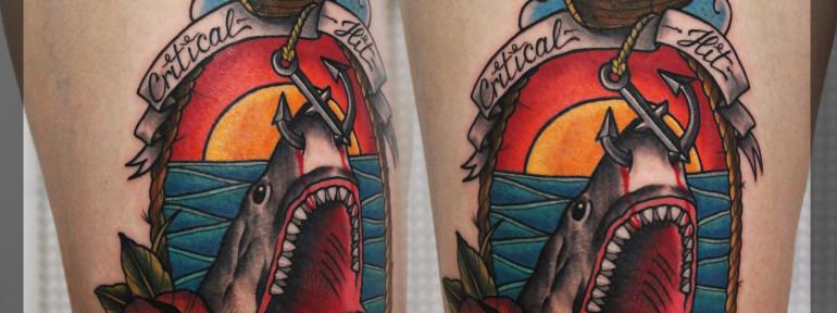 Значение татуировки акула — каким женщинам или мужчинам подойдет тату с акулой?