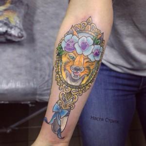 Все значения символа лиса в татуировках — подойдет ли вам тату лиса?