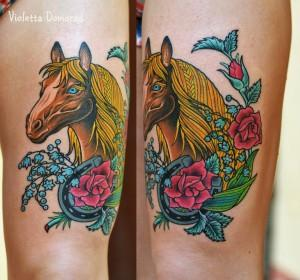 Значение татуировки лошадь, конь или пони — особенности выполнения тату с лошадью