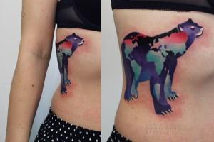 Что может означать татуировка медведь — кому стоит выбрать тату с мишкой?