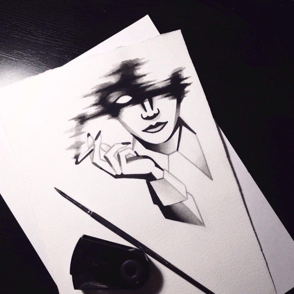 Эскиз от Дениса Марахина