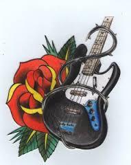 Что может означать тату с гитарой — самые популярные эскизы татуировки гитара для мужчин и женщин