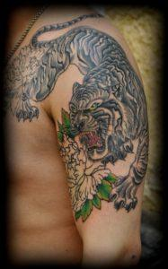Все значения татуировки тигр – виды мужских и женских тату с тигром