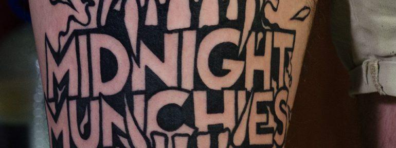 Художественная татуировка «Midnight». Мастер Даня Костарев