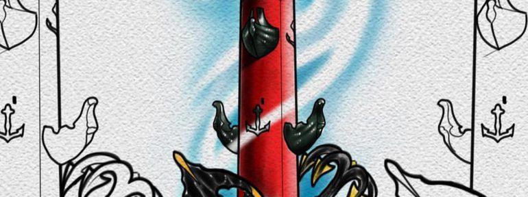Свободный эскиз. Мастер Руслан Тавакалов