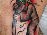 Татуировка пьяница
