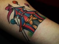 Татуировка цирк