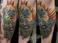 Татуировка потифон