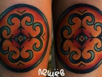 Татуировка Знак