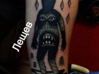 Татуировка фигура