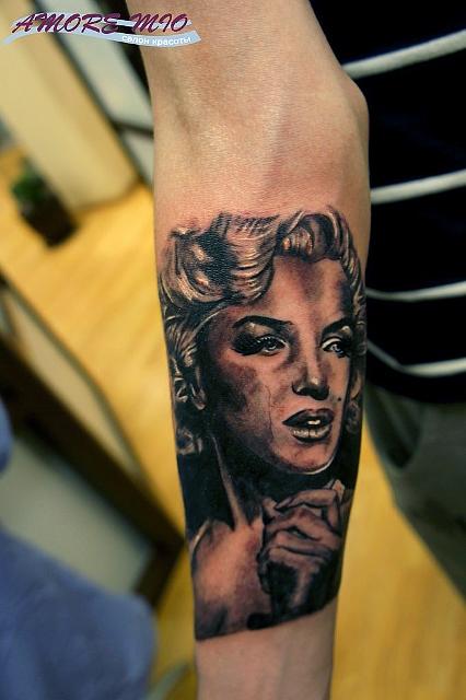 Краска для татуировок – только качественный материал