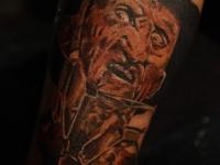 Татуировка Джек-потрошитель