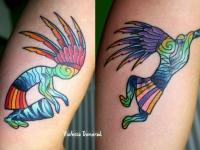 Татуировка индейцы