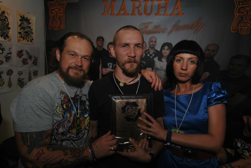 9-й фестиваль татуировки Санкт-Петербург