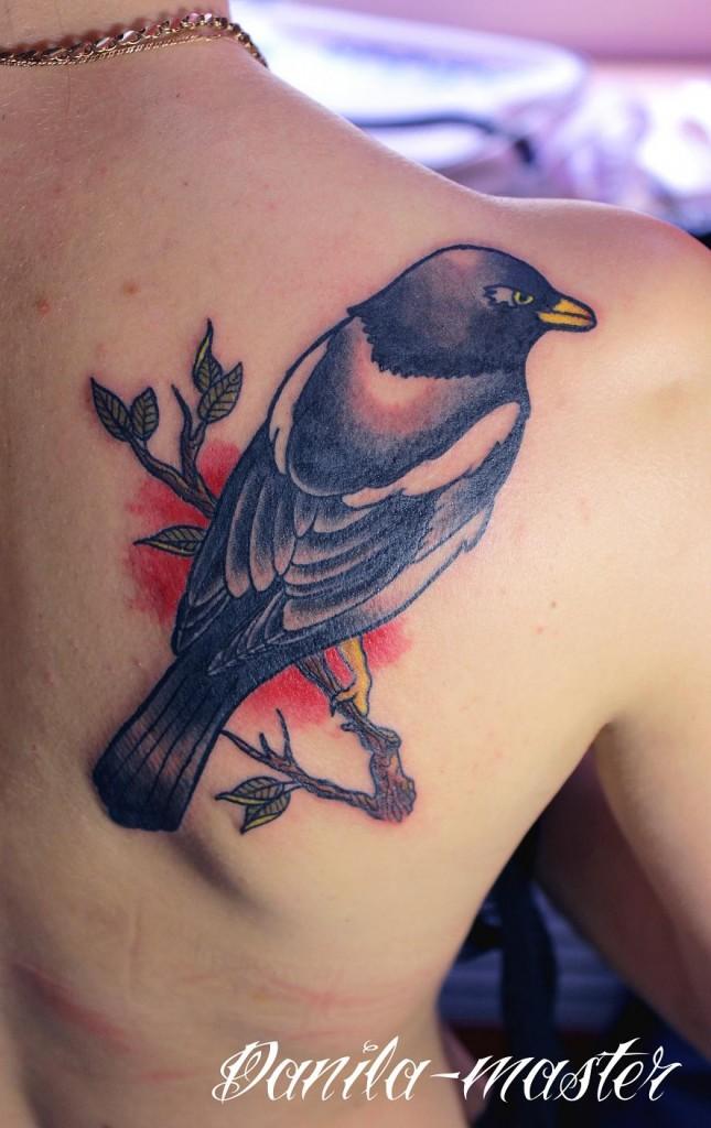 татуировки подругам ( Данила-мастер )