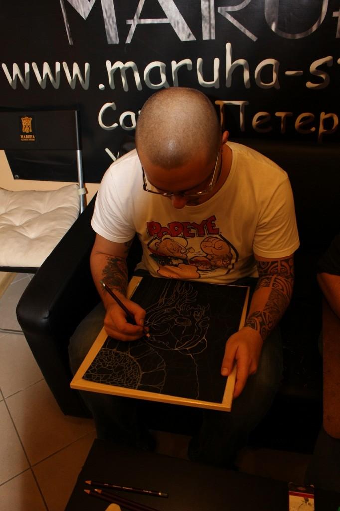 Тату Студия Maruha. Тату, татуировка, мастера, tattoo master, tatto artist, tattoo