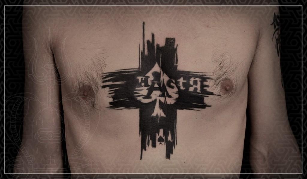 художественная тату. орнаментальная тату, тату имя, тату Настя, тату крест, тату черно-белая, artist tattoo, ornamental tattoo, tattoo name, tattoo Nastya, tattoo cross, crucifix