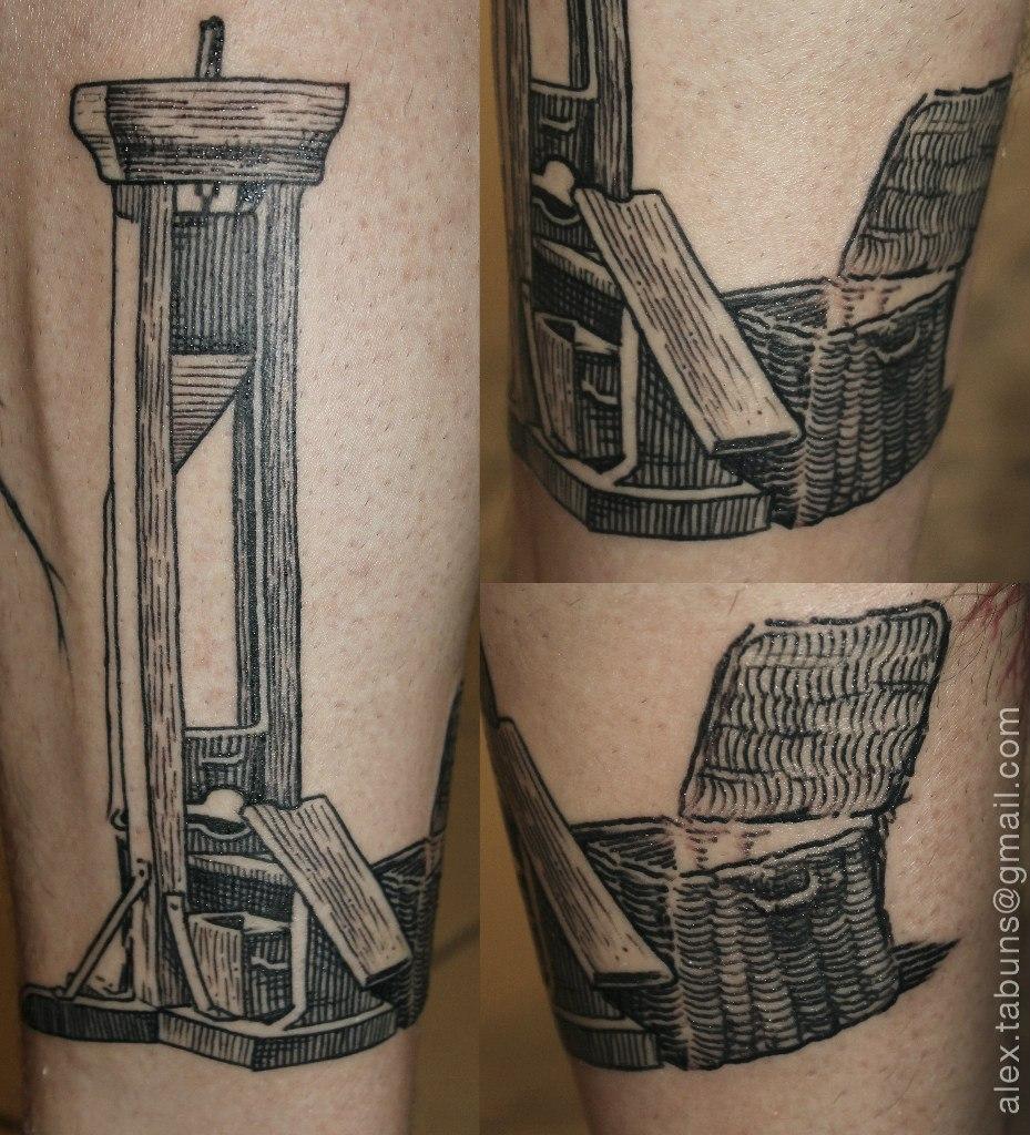 Художественная татуировка.Выполнена мастером Александрой Табунс. В графике.Время работы: 1,5часа.