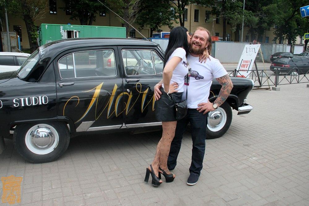 Санкт-Петербургский 11 тату фестиваль 2013.