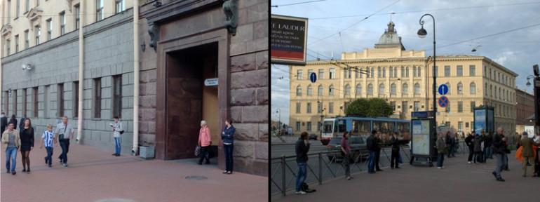 Маленькая экскурсия в новую пятую студию на Бронницкой,7!