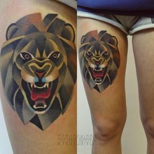 Тайны искусства татуировки