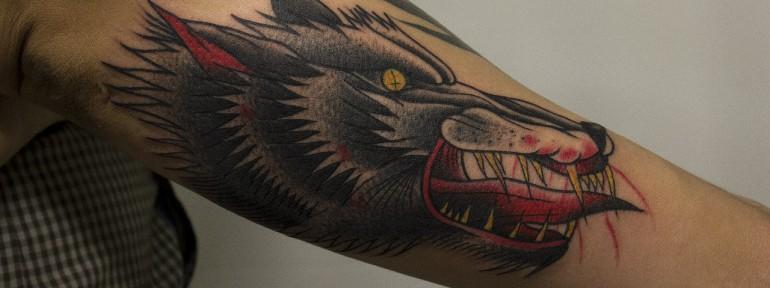 Значение татуировок с изображением волка — кому они подойдут?