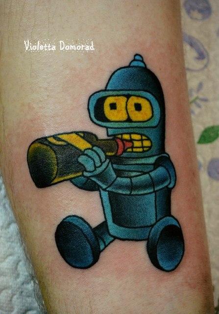 Больно ли делать татуировку